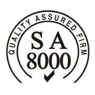 SA8000社会责任管理体系认证介绍: